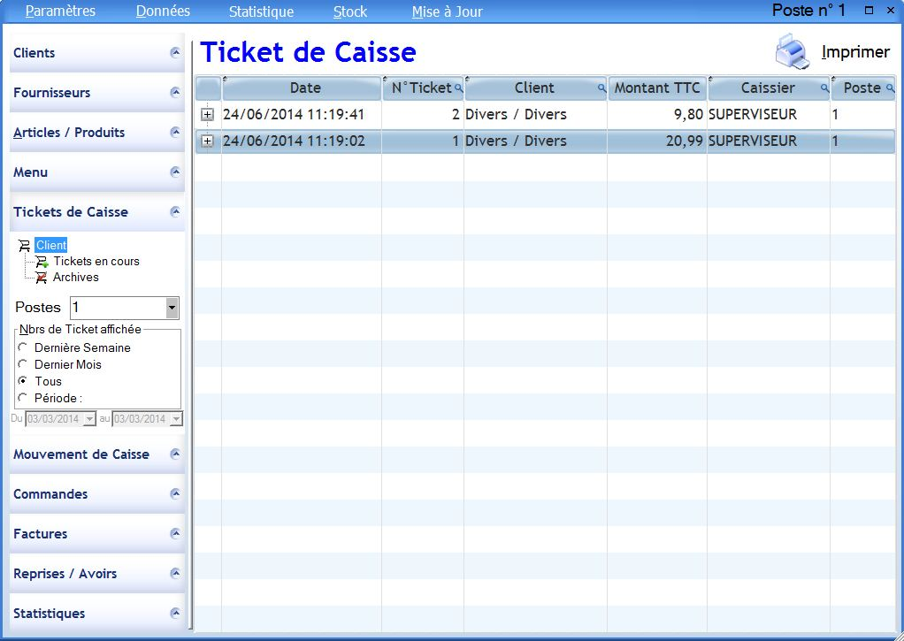 releve ticket 1